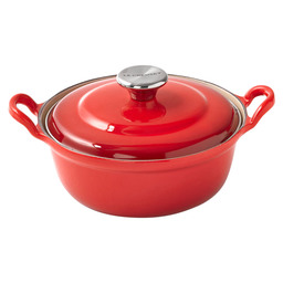 FRYING PAN 20 CM FAITOUT CHERRY RED