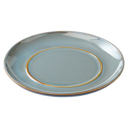 PLATE FOR CUP D8 / D13,5 H1,2 SMOKEY BLU