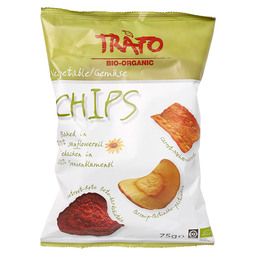 VEGETABLE CHIPS EKO