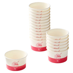 ice cream cup COLOUR S 120CC-4OZ