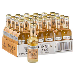 GINGER ALE FEVER-TREE 20CL