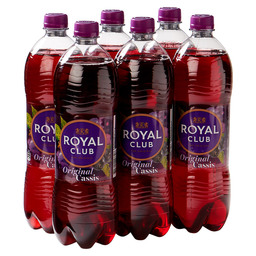 ROYAL CLUB CASSIS 1L PET