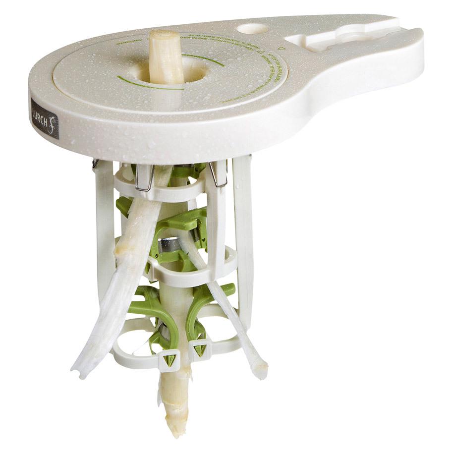 ASPARAGUS PEELER LURCH TABLE MODEL
