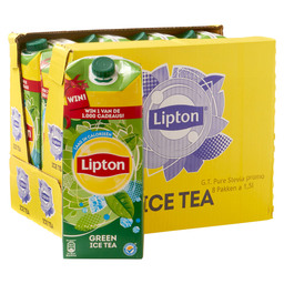 LIPTON CLEAR GREEN  1,5L