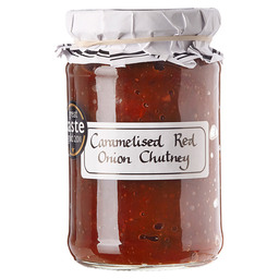 RED ONION CHUTNEY CARAMELISED