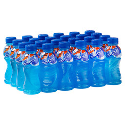 AQUARIUS BLUE BERRY 33CL PET FLES
