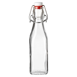 BOTTLE 25 CL WITH BRACKET SWING