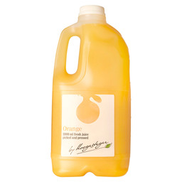 ORANGE JUICE HOOGESTEGER DAILY FRESH