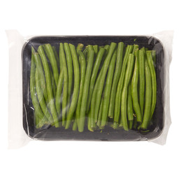 HARICOTS VERTS GREEN BEAN CLEAN