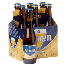 AFFLIGEM BLOND 30CL VERV: 1107590