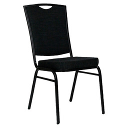 NG FY 320 CHAIR - HMS BLACK - S:109-23