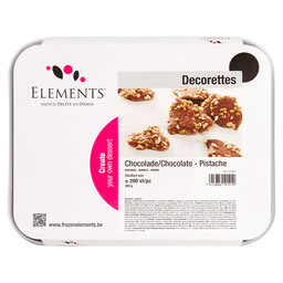 DECORETTE CHOCOLADE ELEMENTS