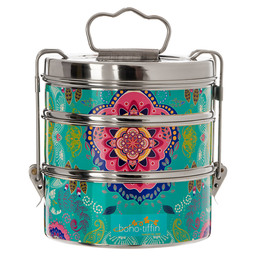 BOHO-TIFFIN DESIGN 4 ASSORTI