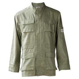 CHEF JACKET PARKA GREEN M