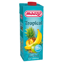 MAAZA TROPICAL