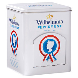 PEPERMUNT WILHELMINA DISPENSER P.ST.VERP