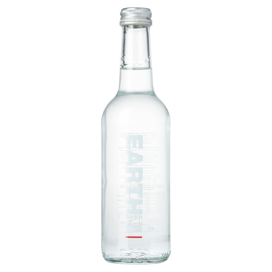 EARTH WATER SPARKLING 33CL