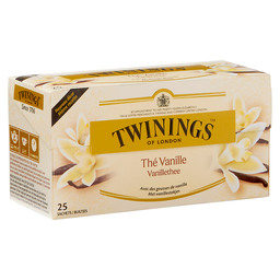 THEE VANILLE  TWININGS