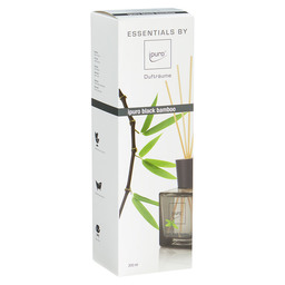 FRAGRANCE DIFFUSER BLACK BAMBOO