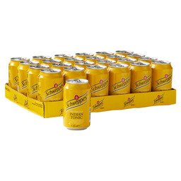 SCHWEPPES TONIC 33CL
