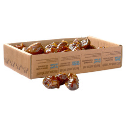 Y&Y'S SMALL BOX DADELS 750G EXTRA ZACHT