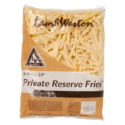FRITES PRIVATE RESERVE 9x9MM