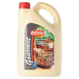 DELIZIO GOURMET BAKING & FRYING 2,5L