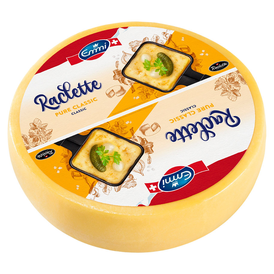 RACLETTE ZWITSERS