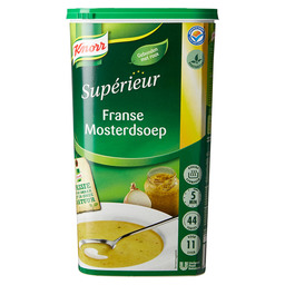 MUSTARD SOUP FRENCH SUPERIOR