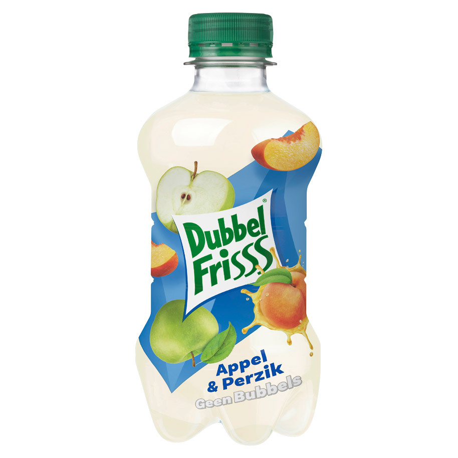 DUBBEL FRISSS APPEL-PERZIK VERV. 2131850