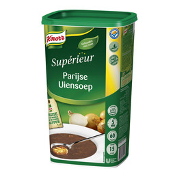 PARIJSE UIENSOEP  SUPERIEUR INTERNAT.
