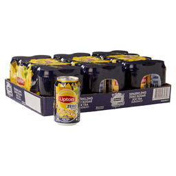 LIPTON ICE TEA ZERO BRUISEND 3X8 33CL