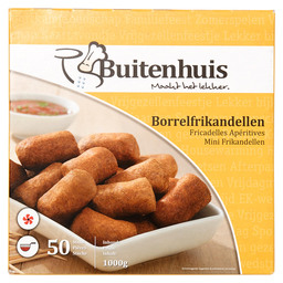FRIKANDEL BORREL 20GR