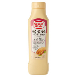 HONEY MUSTARD SAUCE GOUDA'S GLORIE
