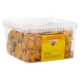 CHEESE COOKIES BUTTERFLIES +/- 130 PCS