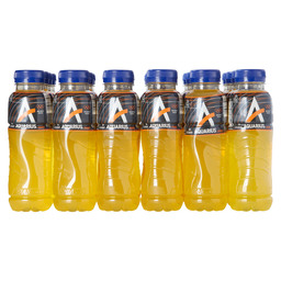 AQUARIUS ORANGE 33CL PET