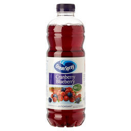 OCEAN SPRAY JUICE CRANBERRY BLUEBERRY