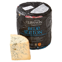 BLUE STILTON HEEL