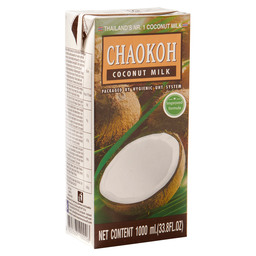 KOKOSMILCH CHAO KOH TETRA PACK 1 LITER