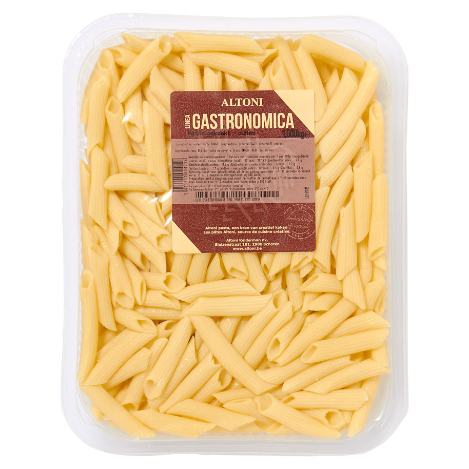 PENNE NATURAL PRE-COOKED