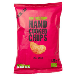 CHIPS SWEET CHILI HANDCOOKED EKO