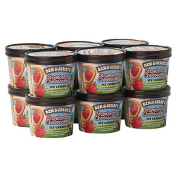 IJS STRAWB CHEESECAKE 150ML BEN & JERRY