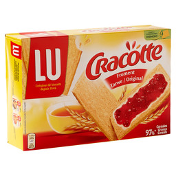 CRACOTTES TOAST NATUREL
