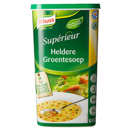 VEGETABLE SOUP CLEAR SUPERIOR KNORR