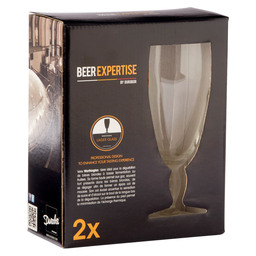 BIERGLAS WORTHINGTON BEER EXPERTISE