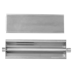 TRAVEL CAKE MOULD 250X60 H. 60 MM W/HOLE