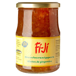 GINGER SLIVERS FIJI ELJAP IN SYRUP