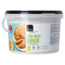ZERO MEAT BURGER MIX
