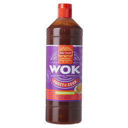 WOKSAUS SWEET EN SOUR ASIAN NATURALS