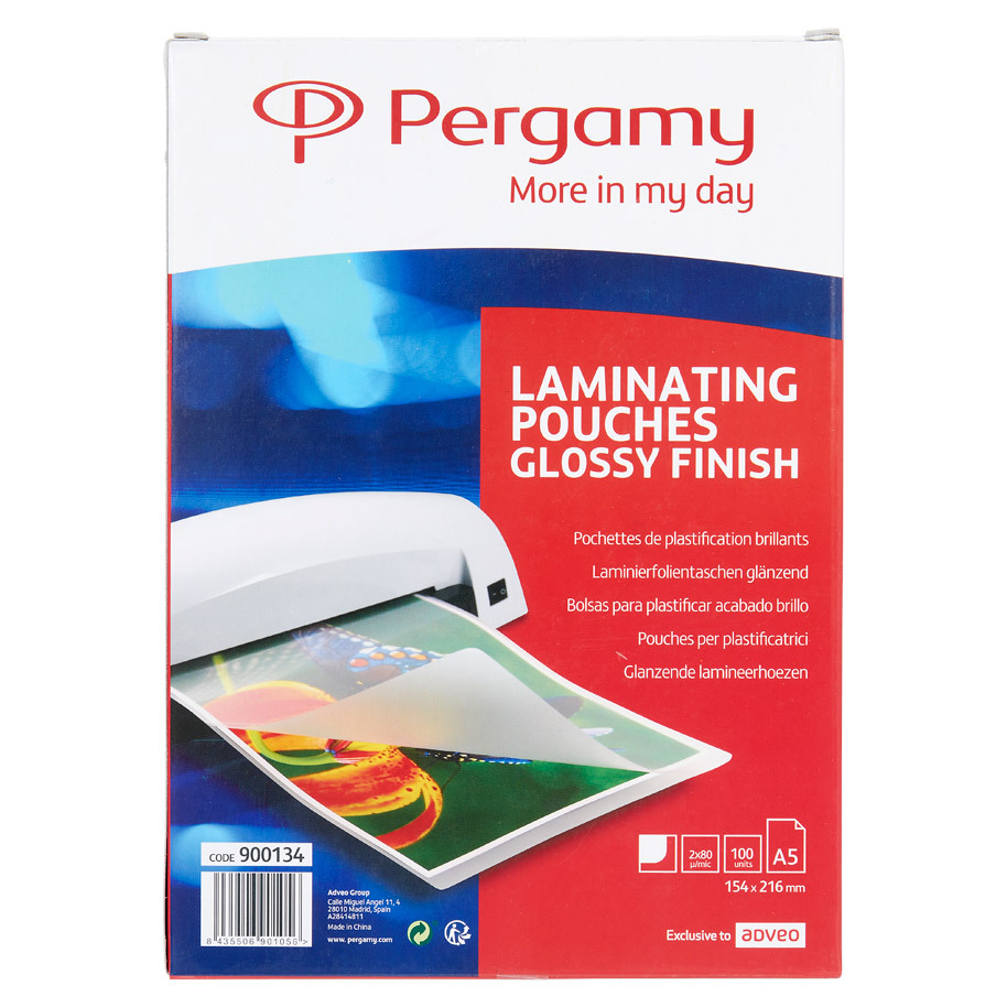 LAMINATING POUCH A5 150MIC
